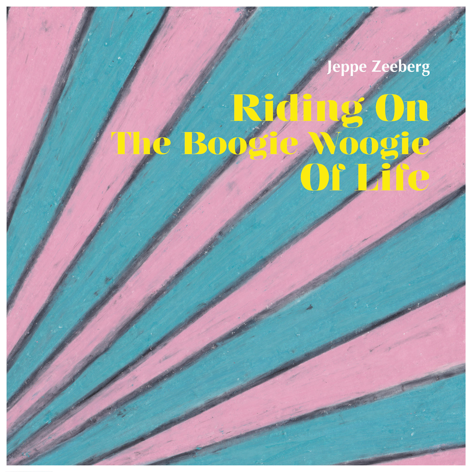 043 Riding on the Boogie Woogie of Life