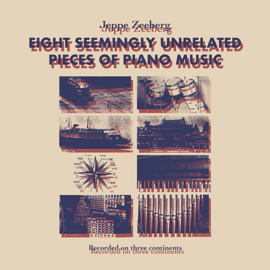 057 Eight Seemingly Unrelated Pieces of Piano Music 1500x1500