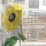 Barefoot in August flyer A6