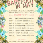 Barefoot in May poster